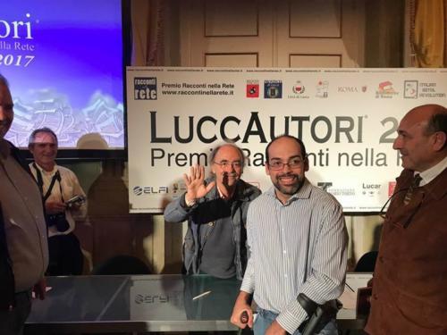 Racconti nella rete 2017 -Lucca con Maurizio Nichetti