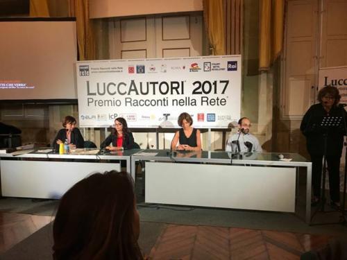 Racconti nella rete 2017 -Lucca