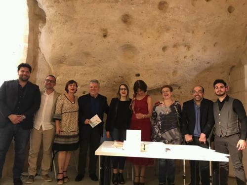 Presentazione Antologia Racconti nella rete 2017 - Matera