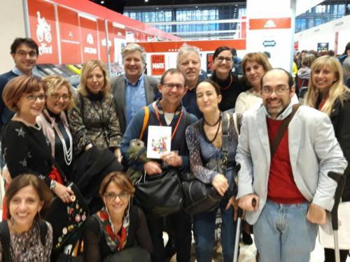 Racconti Nella rete 2018 - Roma fiera più libri pià liberi