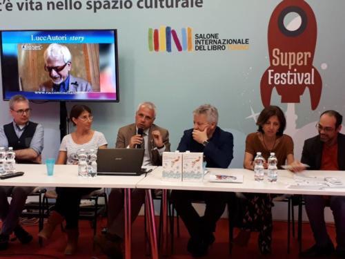 Racconti Nella rete 2017  - Torino Fiera del Libro